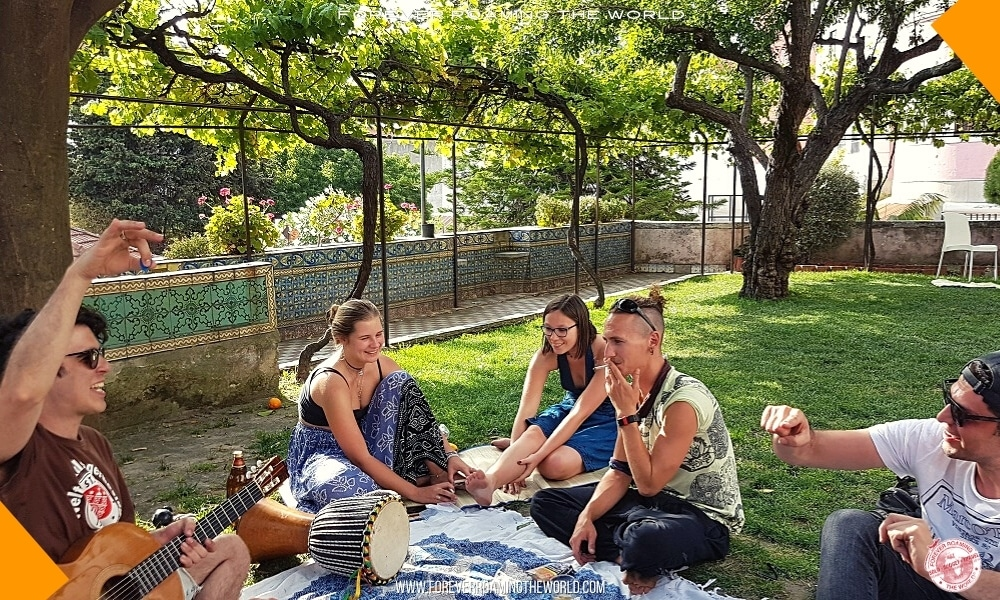 Hostel life post - Forever Roaming the World - Pic 2