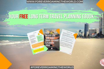 long term budget backpacking planning aid is a detailed post providing help with structuring your planning researching for your first trip