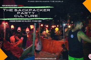 This part 5 of forever roaming the worlds traveling series, this one backpacker party culture covers how backpackers like to party and party destinations around the world