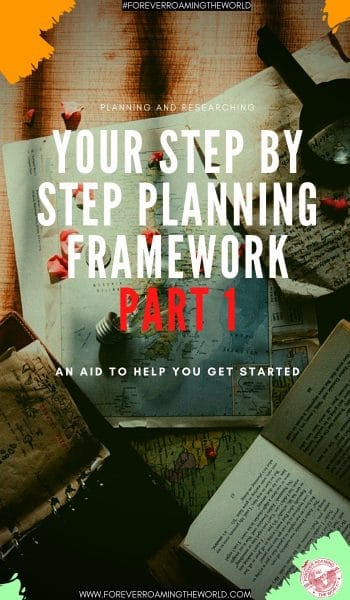 long term budget backpacking planning aid is a detailed post providing help with structuring your planning researching for your first trip #travelplanning #travelresearch #planbackpacking #planning #researching #solotravel #budgettravel #travelblog #traveltips #backpackertips