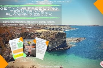 Long-term (6months+) travel planning & research eBook FREE for you 1