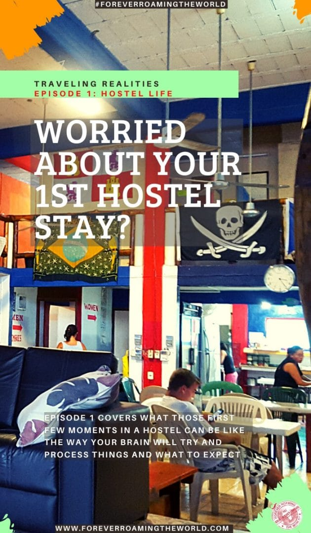 For many first-time backpackers, staying in a hostel for the first time will be an unknown experience. This post gives you an insight into hostel life and what your first time can be like #hostels #backpackerhostel #hostellife #solotravel #backpacker #budgettravel #youthhostel #hosteltips #solobackpacker