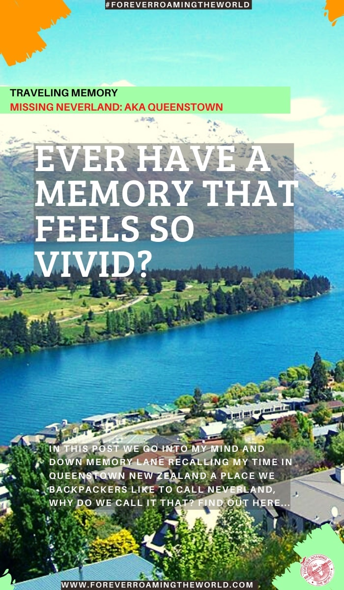 Have you ever been to Queenstown, New Zealand or as we backpackers like to call it – Neverland? This post covers what this magical fairy tale is like and why backpackers arrive but can't leave #solotravel #backpacking #backpacker #travelblog #travelmemory #queenstown #newzealand