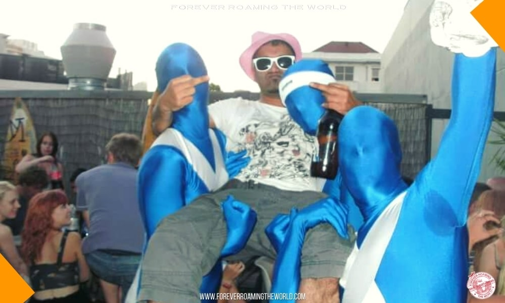 Backpacker party culture post - Forever Roaming the World - pic 4