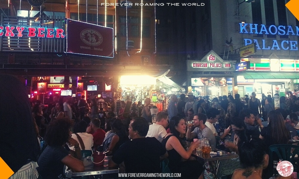Backpacker party culture post - Forever Roaming the World - pic 7