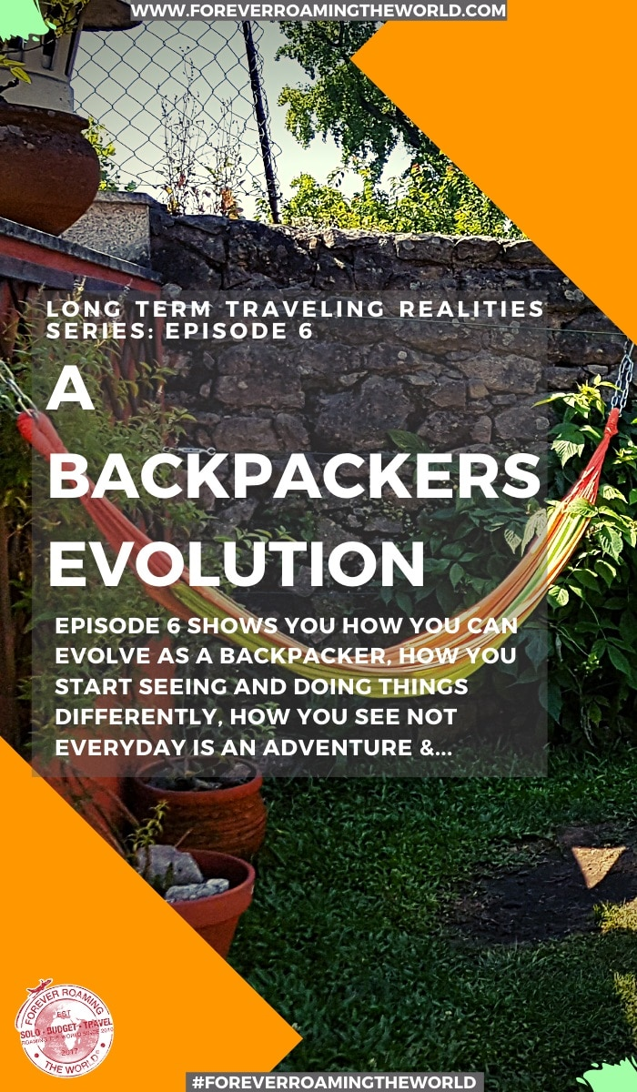 In this long term budget backpacking life post we delve behind the veil, how perspective changes the longer you budget travel & how your behaviour changes about the things you learn the longer you travel for #solotravel #backpacker #backpacking #backpackinglife #budgettravel #longtermtravel #backpackerlife #travellife #traveltips #travelblog