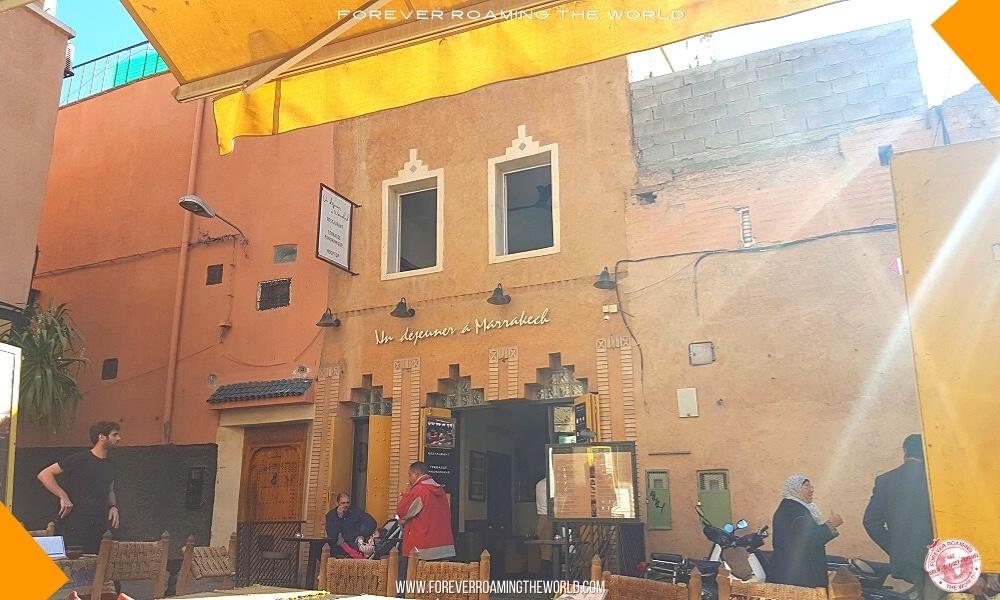 Marrakech medina blog post - Forever Roaming the World - Pic 11