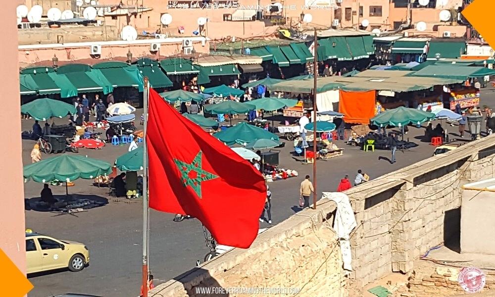 Marrakech medina blog post - Forever Roaming the World - Pic 3
