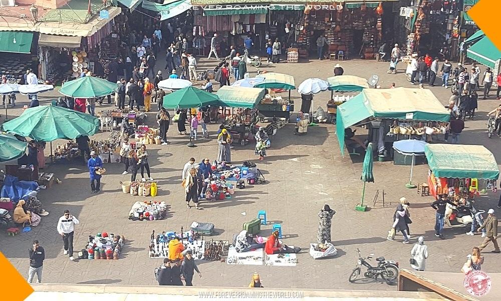 Marrakech medina blog post - Forever Roaming the World - Pic 7