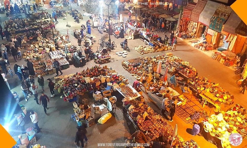 Marrakech medina blog post - Forever Roaming the World - Pic 9