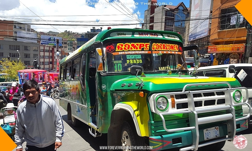 Budget travel transport options blog post - Forever Roaming the World - Pic 7