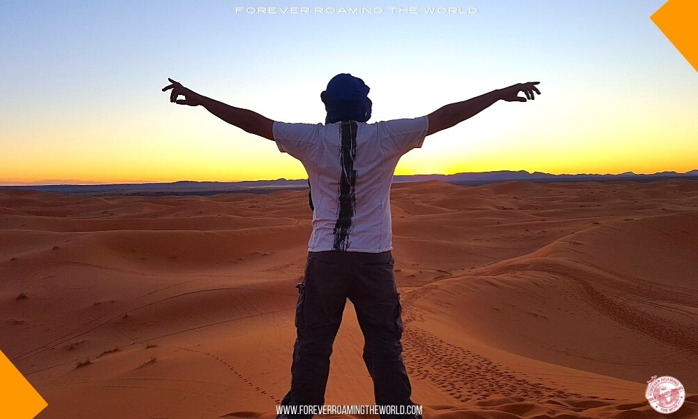 IGoMorocco Sahara desert tour pt 2 blog post - Forever Roaming the World - Pic 16