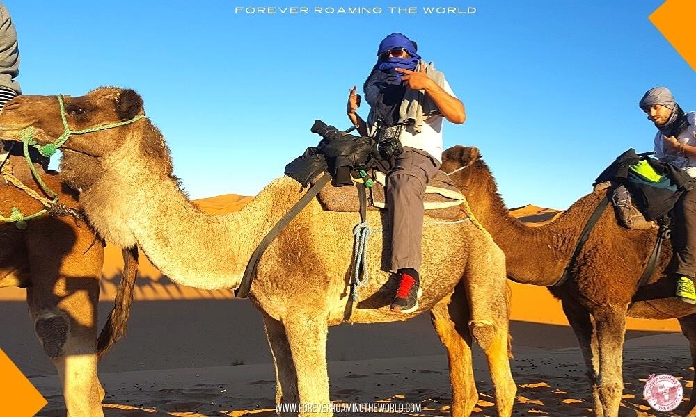 IGoMorocco Sahara desert tour pt 2 blog post - Forever Roaming the World - Pic 8
