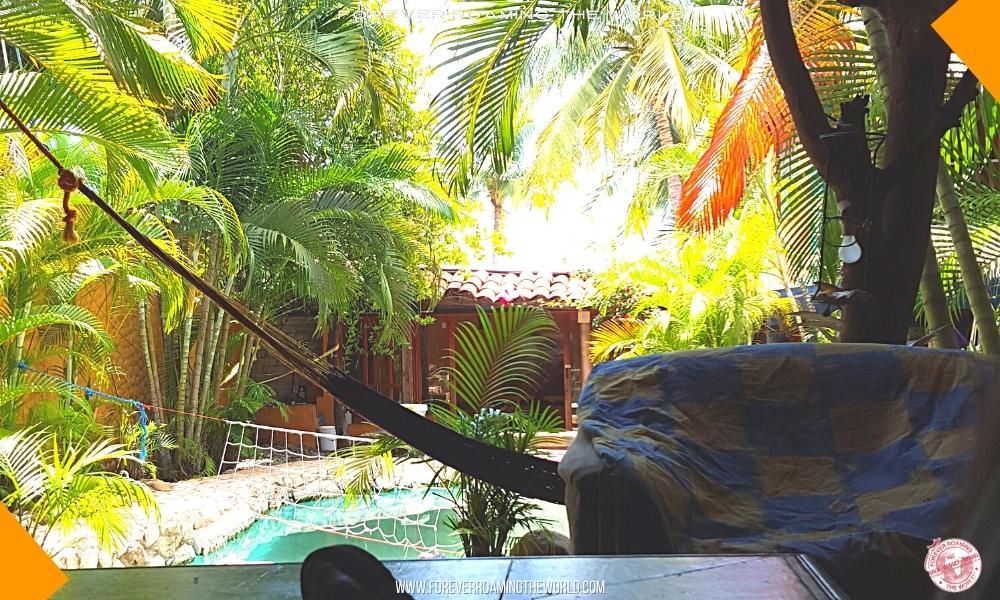 Backpacker hostel bubble blog post - Forever Roaming the World - pic 3