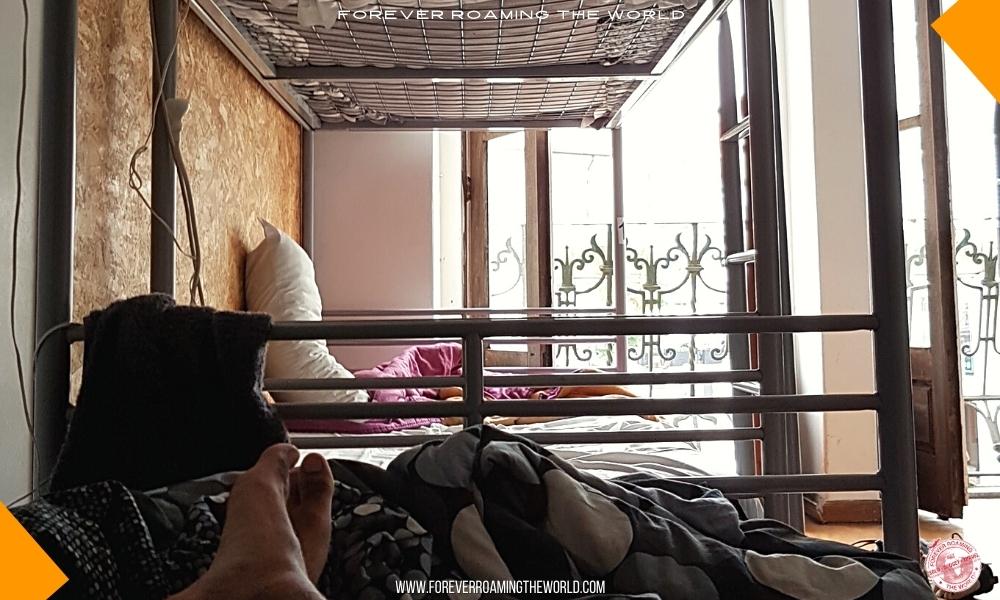 Backpacker hostel etiquette blog post - Forever Roaming the World - pic 8