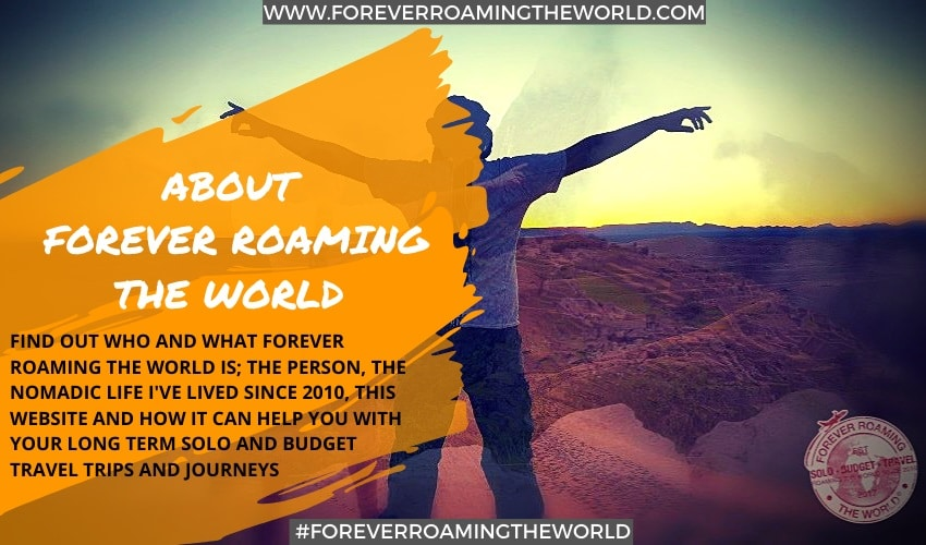 About Forever Roaming the World 1