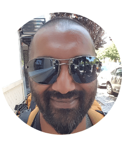 about Amit - Author of You, Yourself & the World - Forever Roaming the World