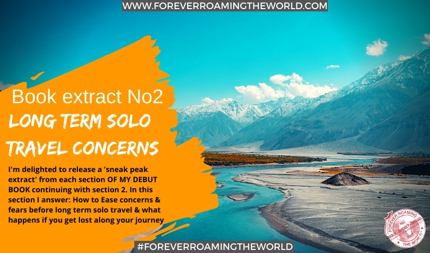 feature pic for book extract 2, solo travel concerns, forever roaming the world