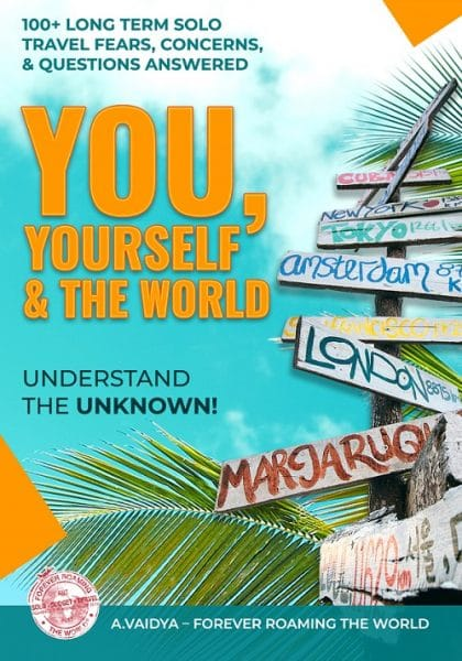 about Amit - Author of You, Yourself & the World