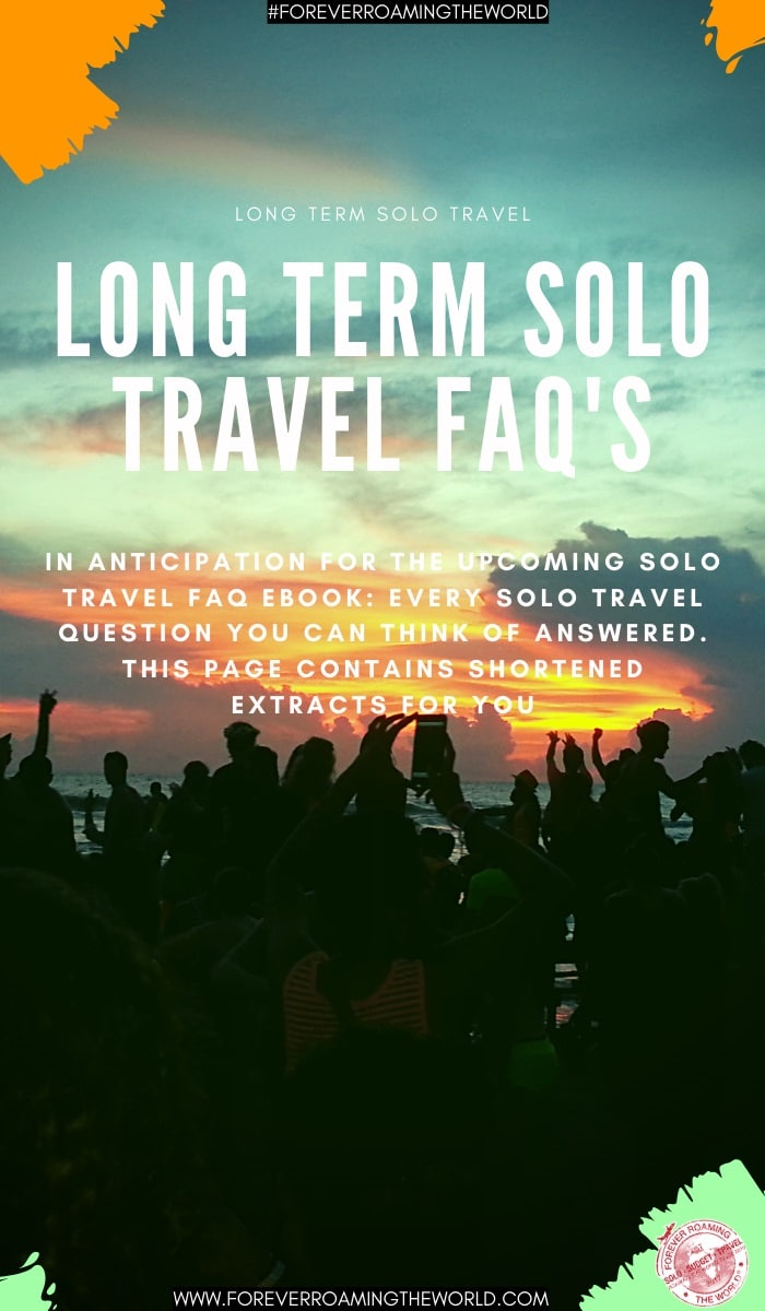 Traveling alone in the future but have too many questions? this post will answer them for you #travelalone #travelingalone #solotravel #solotraveler #solotraveling #travelbooks #newbooks #blogpost #travelblog #traveladvice
