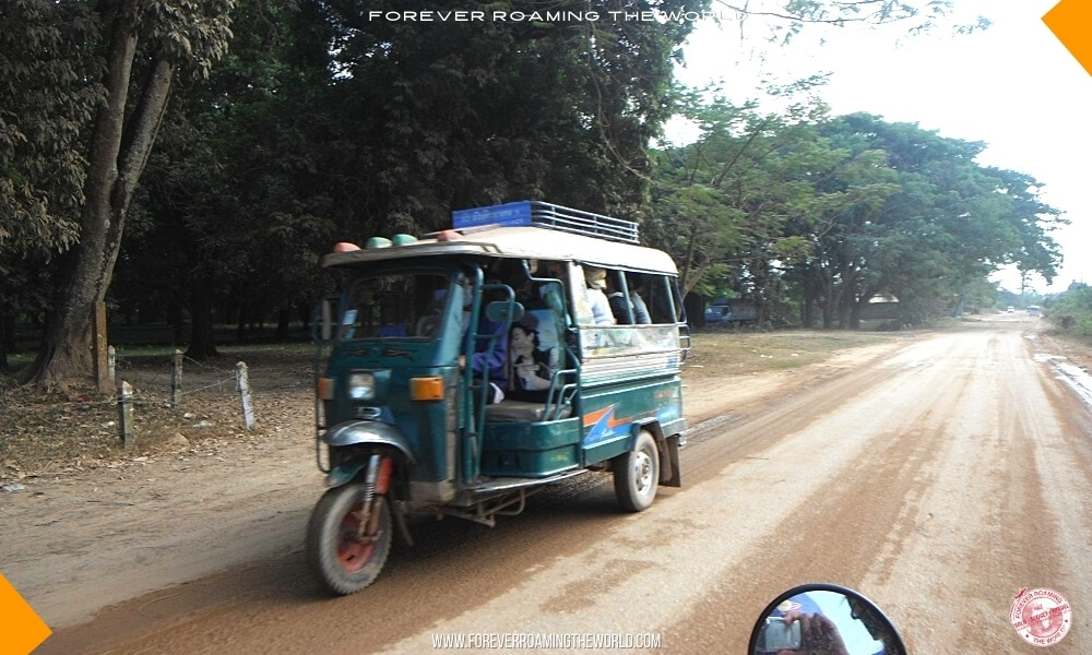 Backpacking Laos overview - Forever Roaming the World - pic 7