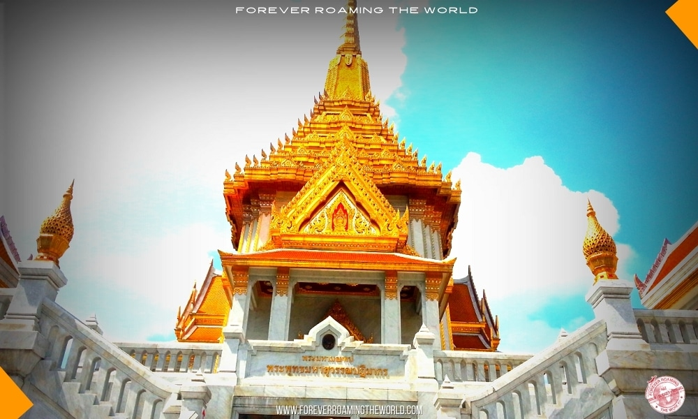 Backpacking Thailand overview - forever Roaming the World pic 1