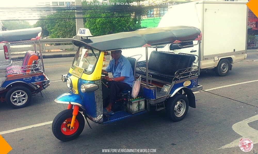 Backpacking Thailand overview - forever Roaming the World pic 11