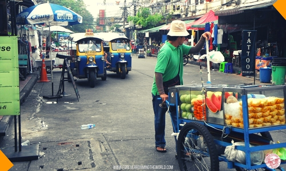 Backpacking Thailand overview - forever Roaming the World pic 4