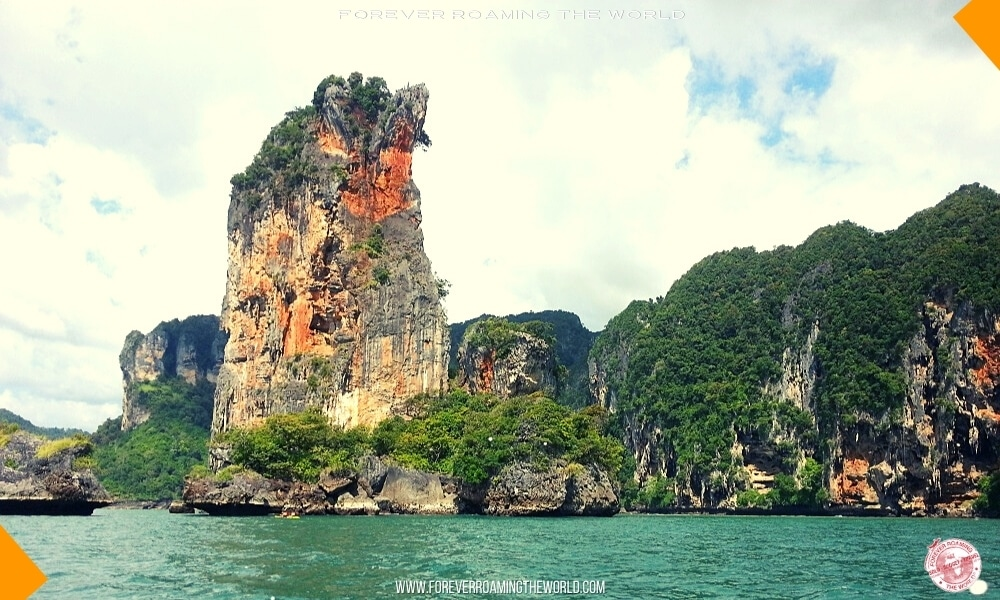 Backpacking Thailand overview - forever Roaming the World pic 7