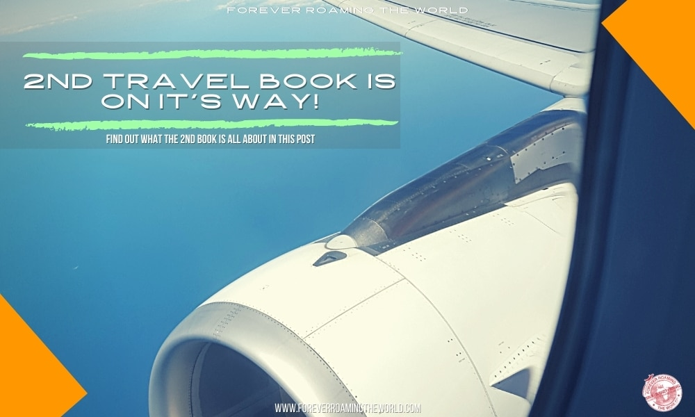 Feature pic for - 2nd travel book post - Forever Roaming the World
