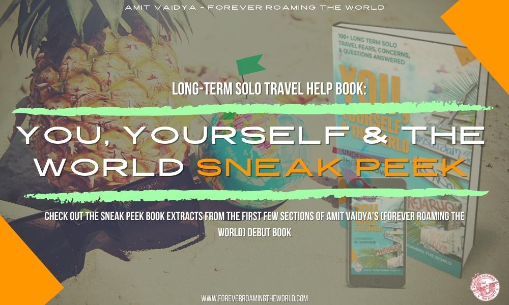Long term solo travel book 2