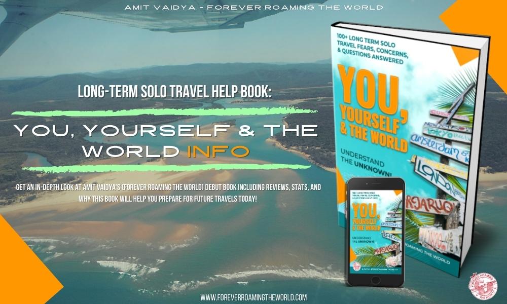 Long term solo travel book 3